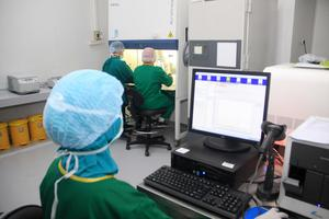 FASILITAS LABORATORIUM PCR