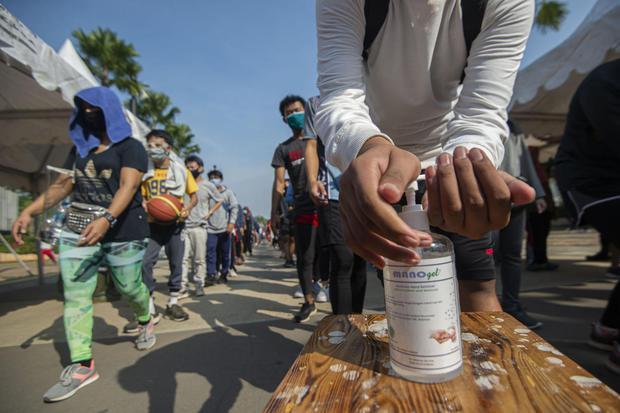Gerakan 3M, Kesehatan, Ikatan Dokter Indonesia (IDI), Kesehatan, Media Sosial, TikTok, Pandemi Corona, Covid-19, BPS.