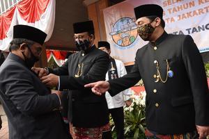 UPACARA HUT KE-493 JAKARTA
