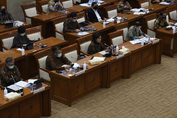 pembiayaan pemulihan ekonomi, burden sharing, bank indonesia, pandemi corona, berbagi beban