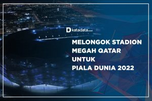 Melongok Stadion Megah Qatar untuk Piala Dunia 2022