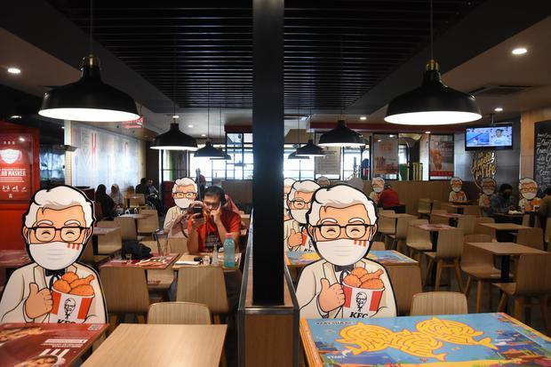 Restoran, Pesan Simpati, Burger King, Bisnis, Pandemi Corona, Covid-19, Merek.