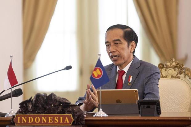 joko widodo, presiden joko widodo, pandemi corona, pengawasan perbankan, OJK, bank indonesia