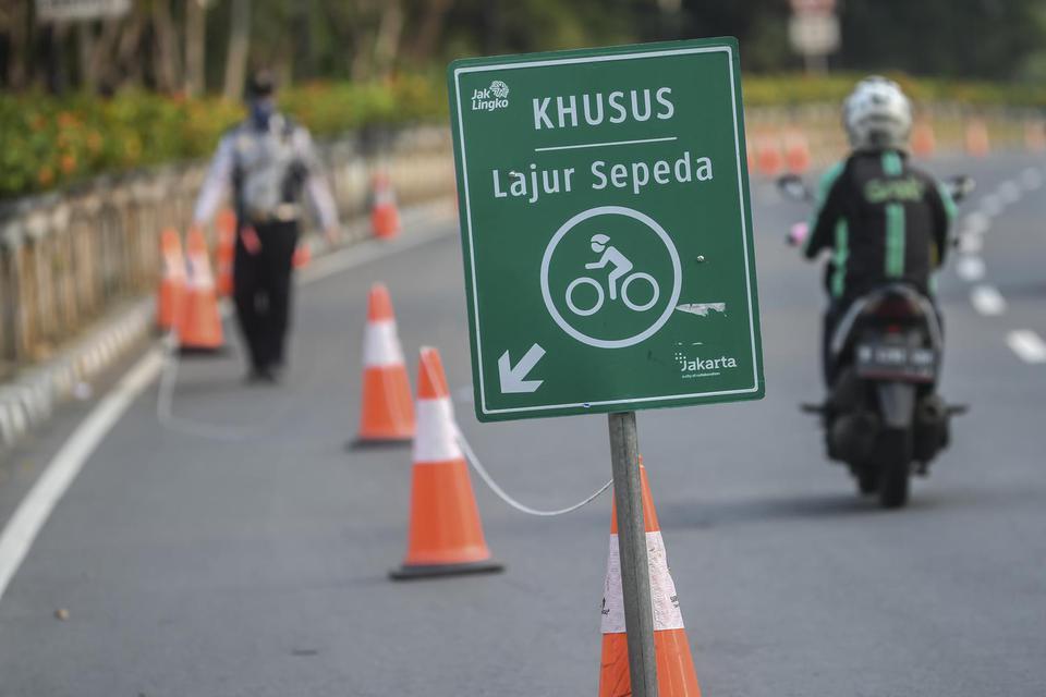 Kemenhub Siapkan Regulasi Keselamatan Pesepeda, Bukan Pajak Sepeda.