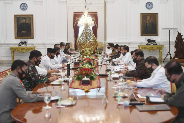 Jokowi, reshuffle, kabinet kerja