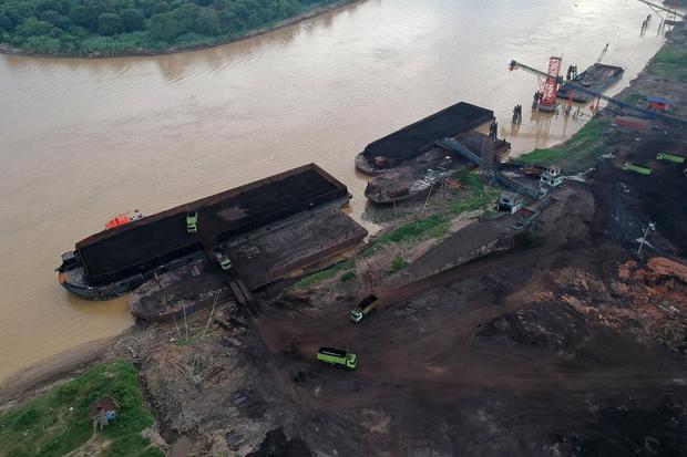 ekspor batu bara ke tiongkok, apbi, toba bara, luhut binsar pandjaitan, pandu sjahrir