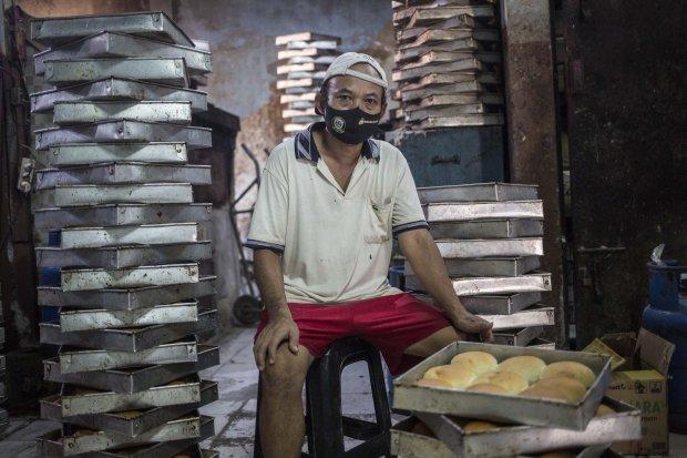 Produksi Roti Rumahan Alami Penurunan Omset