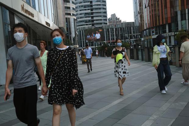 HEALTH-CORONAVIRUS-CHINA