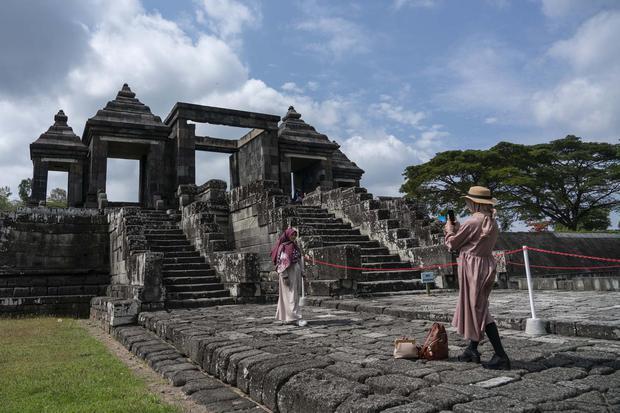 Kunjungan Turis Anjlok Saat Pandemi, Industri Pariwisata Rugi Rp 85 T.