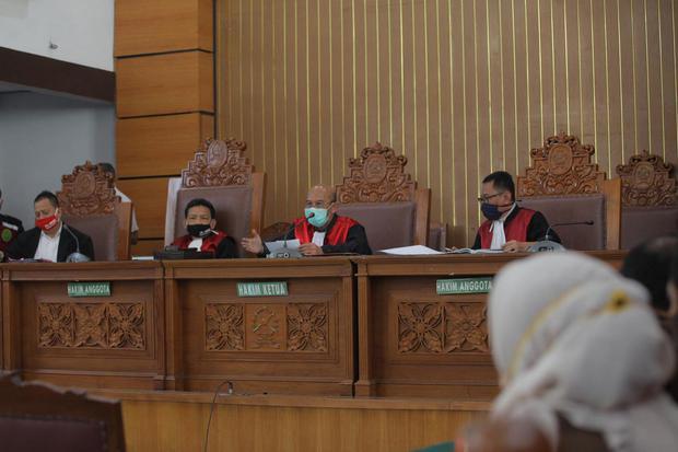 Joko Tjandra, sidang PK, korupsi, bank bali, BLBI