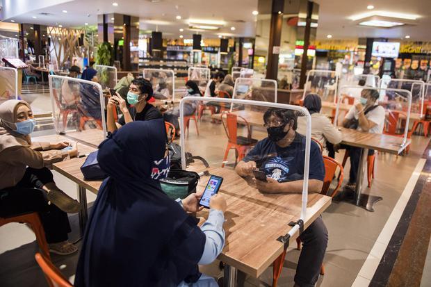 Pengusaha, Restoran, PSBB, DKI Jakarta, Pandemi Corona, Covid-19, Mal.