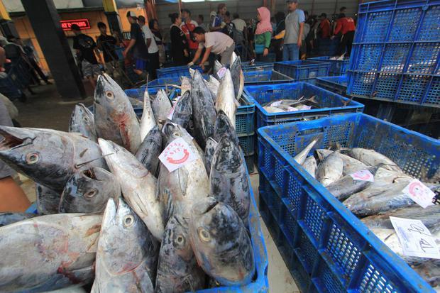 KKP Seleksi 800 UMKM dalam Program Pasar Laut.