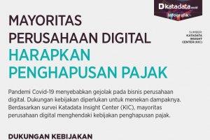 Perusahaan Digital Harapkan Penghapusan Pajak