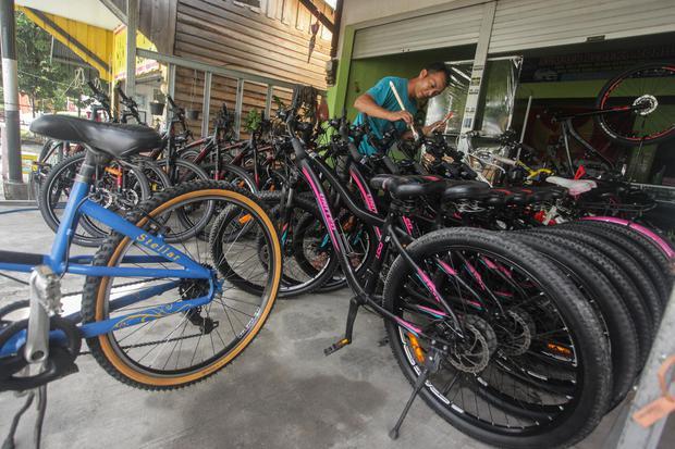 Penjualan Produk Hobi dan Sepeda di Blibli Naik 2,5 Kali saat Pandemi.