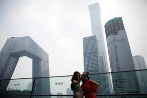 CHINA-ECONOMY/GDP