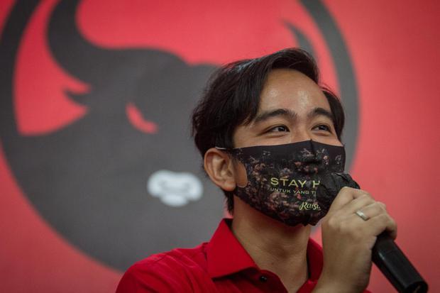 Ilustrasi. Jalan Gibran Rakabuming mendapat rekomendasi PDI-P panjang dan terjal. Kemenangannya menjadi ujian bagi Jokowi.