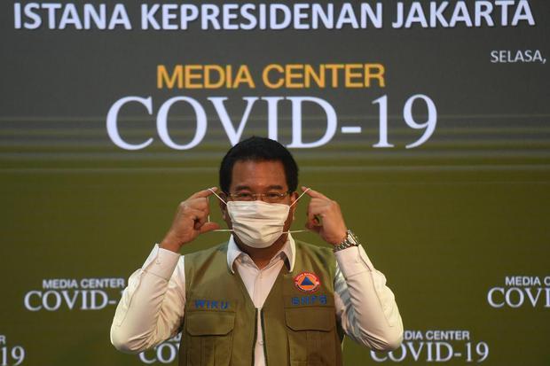 Ilustrasi. Pertambahan kasus virus corona 31 Juli terbanyak ketiga sejak mula terjadinya pandemi di Indonesia.