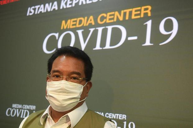 covid-19, virus corona, pejabat