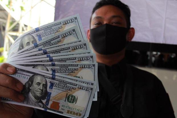 nilai tukar rupiah, rupiah, dolar
