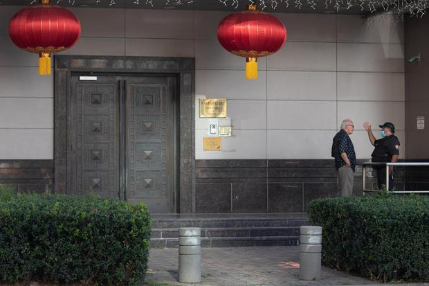 Konflik Memanas, Tiongkok Resmi Ambil Alih Konsulat AS di Chengdu.