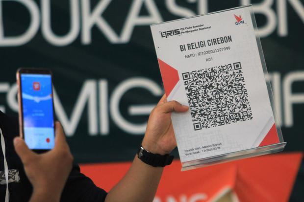 Standar QR BI Akan Bisa Dipakai Transaksi di Jepang, India, Arab Saudi