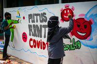 LOMBA MURAL COVID-19