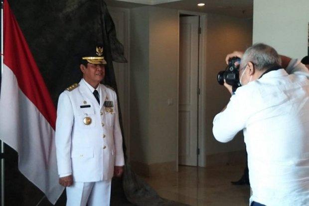 gubernur Kepri, jokowi, virus corona