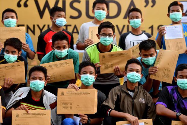 satgas covid-19, covid-19, virus corona, pandemi corona, jakarta, gerakan 3m