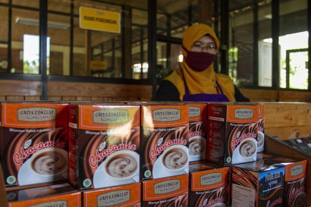Pengusaha Bidik Ekspor Makanan ke Pasar Retail Kolombia & Suriname.