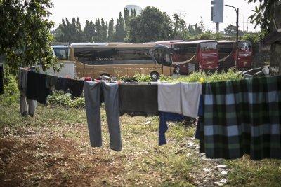 Bisnis Bus Pariwisata Anjlok Terdampak Pandemi