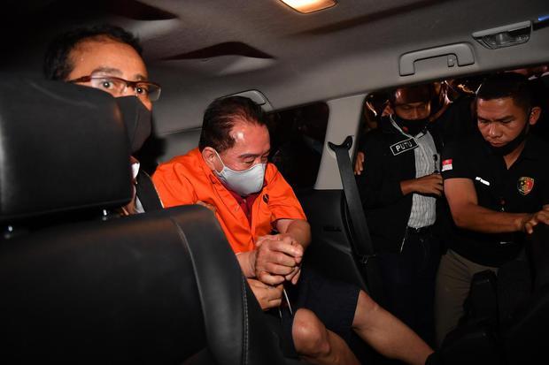 joko tjandra ditangkap, malaysia, kabareskrim, listyo sigit prabowo, kuala lumpur