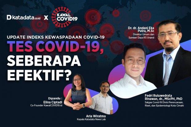 Tes Covid-19, Seberapa Efektif