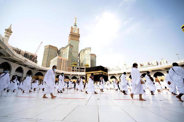 Arab Saudi, umrah kembali dibuka, negara aman covid