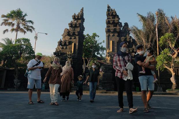 pariwisata, wisatawan, bali
