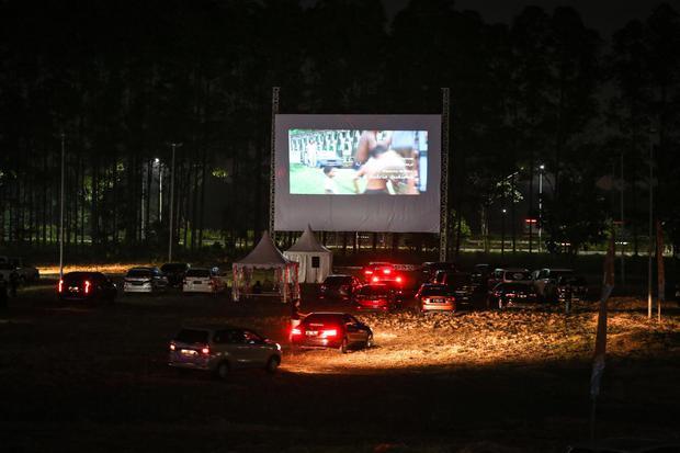 PSBB, Jakarta, film,