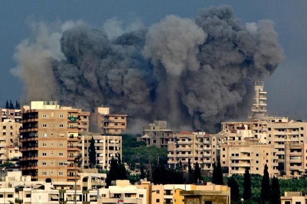 Ilustrasi, ledakan di Lebanon. Pada Selasa (4/8) sebuah ledakan besar dilaporkan terjadi di Beirut, Ibu Kota Lebanon, yang telah menewaskan sedikitnya 70 orang dan melukai lebih dari 4.000 orang lainnya.