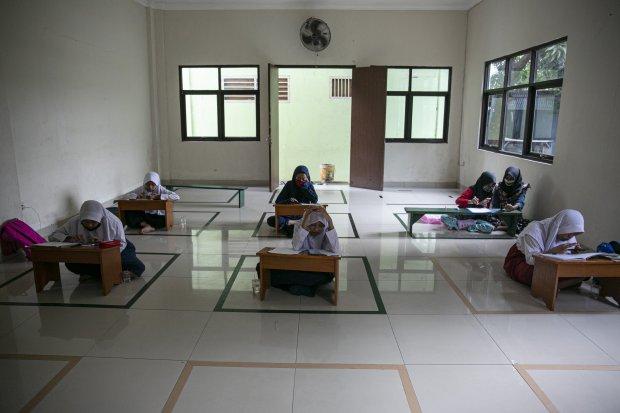 Wifi Gratis Bagi Pelajar