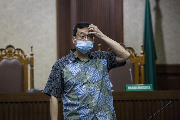 Benny Tjokro, Heru Hidayat, vonis hukuman Jiwasraya,