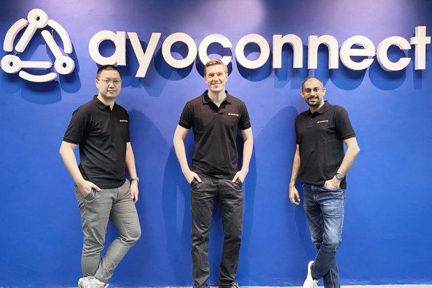 BRI Ventures Berinvestasi di Startup Agregator Pembayaran Ayoconnect