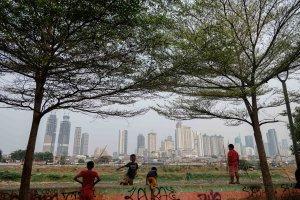 Pertumbuhan Ekonomi Minus 5,32 Persen