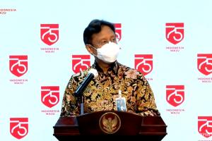 Ketua Satuan Tugas Pemulihan Ekonomi Nasional Budi Gunadi Sadikin