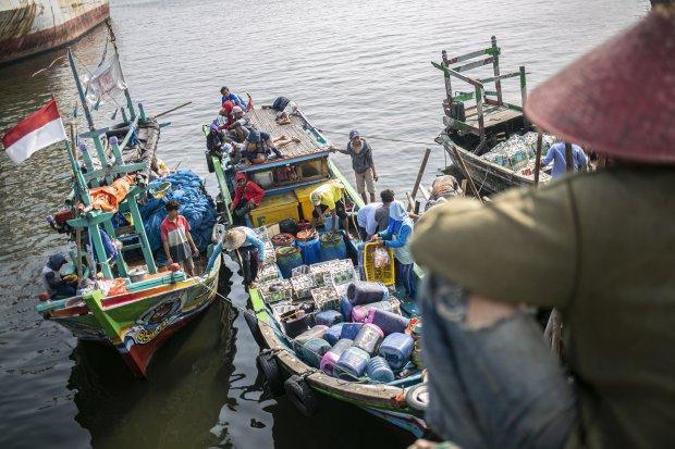 Nestapa Nelayan di Tengah Pandemi