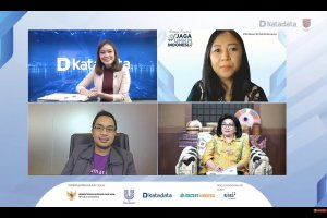 Webinar Jaga UMKM Indonesia