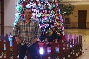 Anak pendiri Grup Sinarmas Eka Tjipta Widjaja, Freddy Widjaja