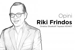 Riki Frindos