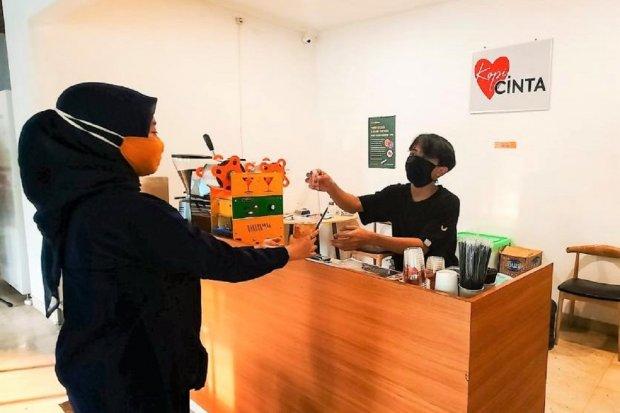 Gaet GoFood & GrabFood, Startup Jaringan Hotel OYO Rambah Bisnis Kopi