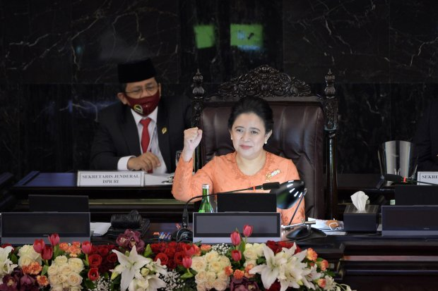 Pidato Pengantar Ketua DPR