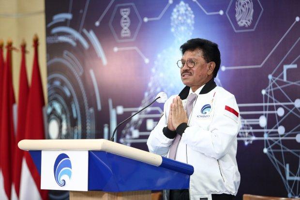 Kominfo Siapkan Tiga Strategi agar Satelit Satria Bisa Mengorbit