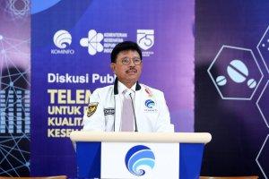 Diskusi Publik Telemedisin Untuk Peningkatan Kualitas Layanan Kesehatan