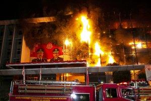 Kebakaran Gedung Kejaksaan Agung Republik Indonesia